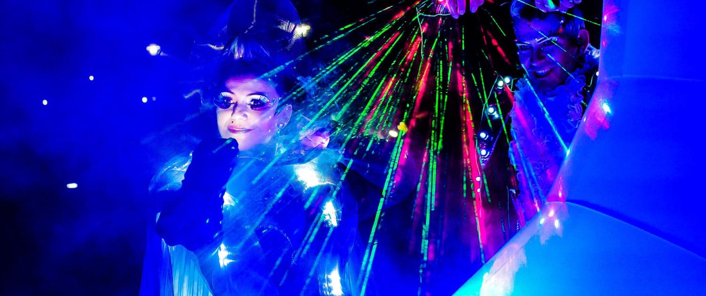 Laser strahlen