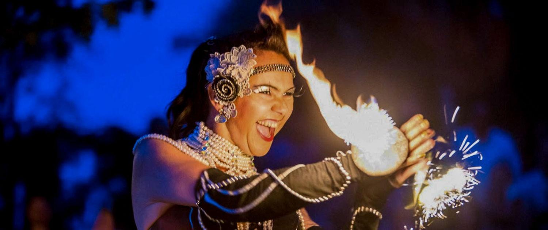 Feuershow-Zürich